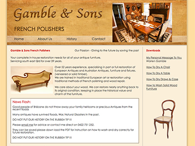 Gambles french Polishers